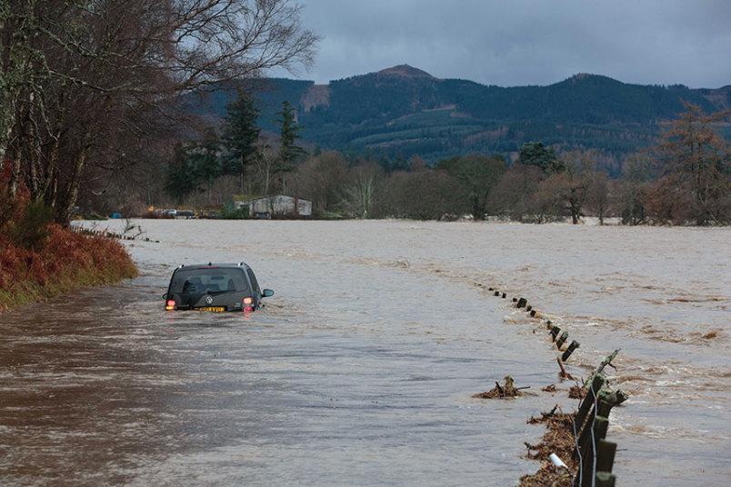 flooding